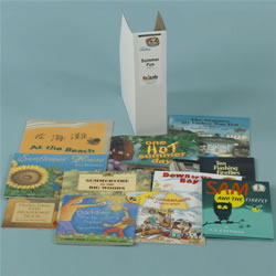Links to Literacy Summer Fun Book Set (Set of 11)