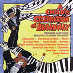 Celebration of Broadway Music CD