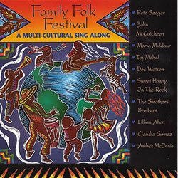 Family Folk Festival CD