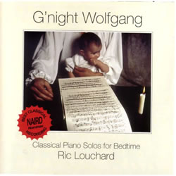 G'Night Wolfgang CD