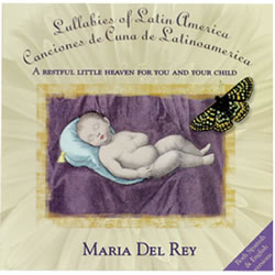 Lullabies of Latin America CD