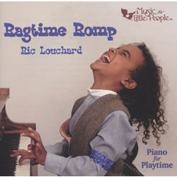 Ragtime Romp: Music Of Scott Joplin CD