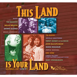 This Land Is Your Land CD