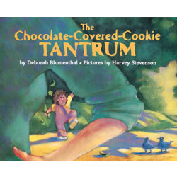 Chocolate Covered Cookie Tantrum - Paperback