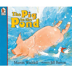 The Pig in the Pond - Paperback