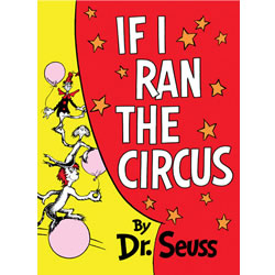 If I Ran the Circus - Hardback