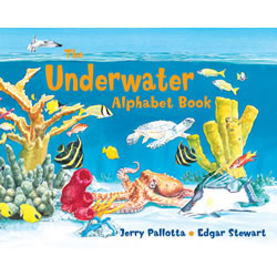 The Underwater Alphabet Book - Paperback