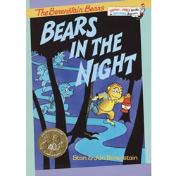 Bears in the Night - Hardback