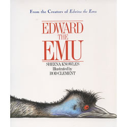 Edward the Emu - Paperback