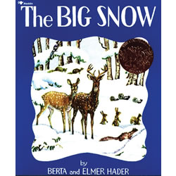 The Big Snow - Paperback