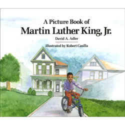 Martin Luther King, Jr Day Paperback