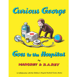 Curious George Goes to the Hospital - Paperback