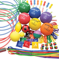 Kaplan Gross Motor Skills Kit