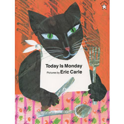 Today Is Monday -  Paperback