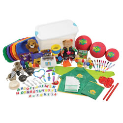 All About...Growing & Developing Activity Kit 25-36 Months