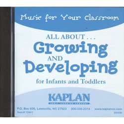 All About Infant/Toddler CD