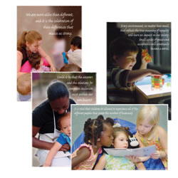 Beyond Differences and Diagnoses Posters (Set of 4)