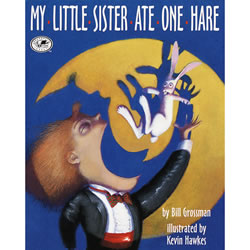My Little Sister Ate One Hare (Paperback)