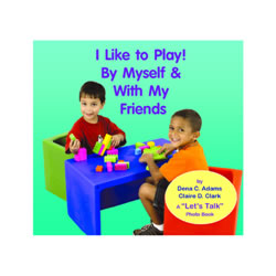 I Like to Play - Paperback