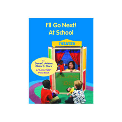 I'll Go Next At School - Paperback