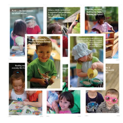 Beyond Centers & Circle Time Posters (Set of 8)