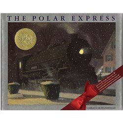 The Polar Express - Hardback with CD