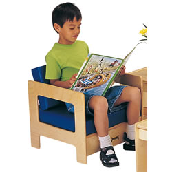 Children's Chair - Blue