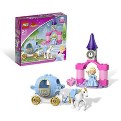 LEGO® DUPLO® Cinderella's Carriage (6153)
