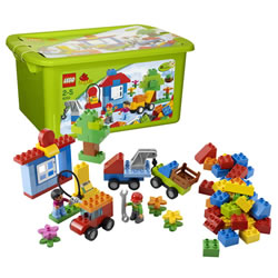 LEGO® DUPLO® My First Vehicle Set (6052)