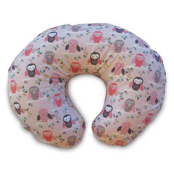 Boppy® Pillow with Owl Slipcover