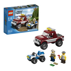 LEGO® City Police Pursuit (4437)