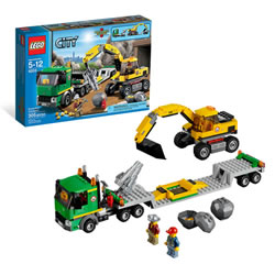 LEGO® City Excavator Transport (4203)