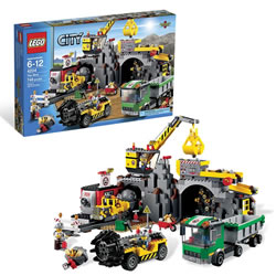 LEGO® City Mining The Mine (4204)