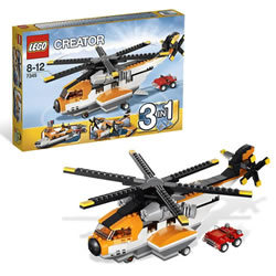 LEGO® Creator Transport Chopper (7345)