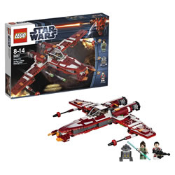 LEGO® Star Wars™ Republic Striker-class Starfighter  (9497)