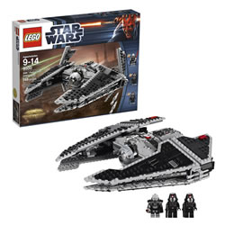 LEGO® Star Wars™ Sith  Fury-class Interceptor  (9500)