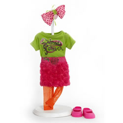"Favorite Friends Urban Garden 18"" Outfit"
