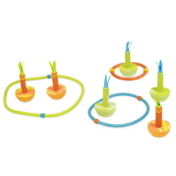 Parents Ready, Aim, Toss Dart Set