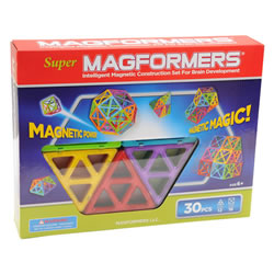 Magformers® Super 30-Piece Set