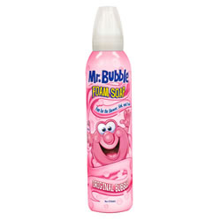 Mr. Bubble® Pink Foam Soap