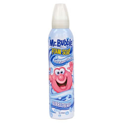 Mr. Bubble® Blue Foam Soap
