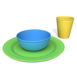 Green Eats™ Tabletop Set