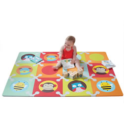 Zoo Playspot Foam Floor Tiles