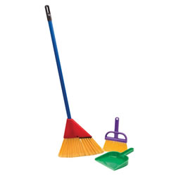 Junior Helper™ Broom Set