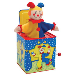 Jester Jack in the Box
