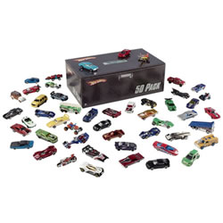 Hot Wheels® Customized 50 Car Pack
