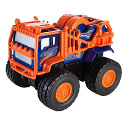 Matchbox  Rev Rigs Adventure Truck
