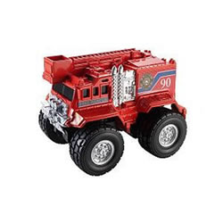 Matchbox Rev Rigs Red Fire Truck