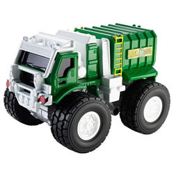 Matchbox Rev Rigs Garbage Truck