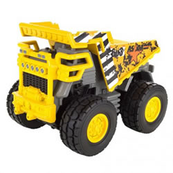 Matchbox Rev Rigs Mining Truck
